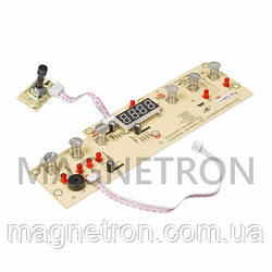 Плата управления с кнопкой для индукционных плит Kenwood KW715296