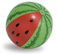 Мяч надувной  107 см арбуз 58071 Intex