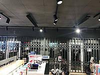 Раздвижные решетки металлические