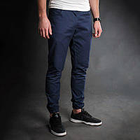 Штаны мужские синие бренд Feel&Fly модель Stretch