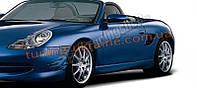 Накладки на пороги для Porsche 986 1997-2005 в стиле GT3