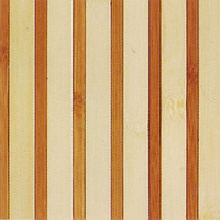 Бамбуковые обои светло-темные 17/5, ширина 90 см.
