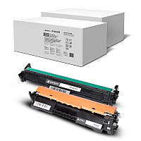 Драм-юнит + Картридж PrintPro (PP-SET-H203M) HP LJ Pro M203/M227 Black (аналог CF232A/CF230A) без чипа