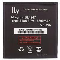 Аккумуляторная батарея Fly Miracle IQ442 ОРИГИНАЛ. Гарантия: 12 месяцев