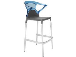 Барный стул Papatya Ego-K Bar антрацит сиденье