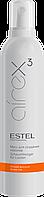 Мус для волос для создания локонов сильной фиксации Estel Professional AIREX, 400 ml.