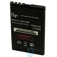 Аккумуляторная батарея Fly BL7303 1500 mAh ОРИГИНАЛ. Гарантия: 12 месяцев