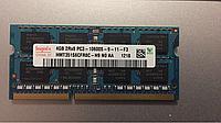 Память Hynix 4Gb So-DIMM PC3-10600S  DDR3-1333 1.5v (HMT351S6CFR8C-H9)