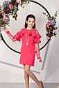 Нарядное платье с воланами на девочку подростка Размеры 134- 158, фото 8