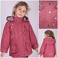 Куртка для девочки демисезонная Diwa Club