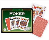 Карты игральные 2320 Poker +кости