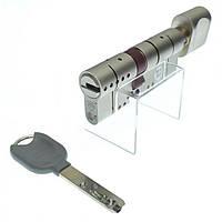 RB-LOCKS Locxis SKG 105 (70×35Т) ключ/тумблер никель (Израиль), фото 1