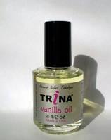 TRINA Масло ваниль для кутикулы 15 мл