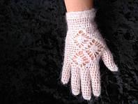 Перчатки ручной работы