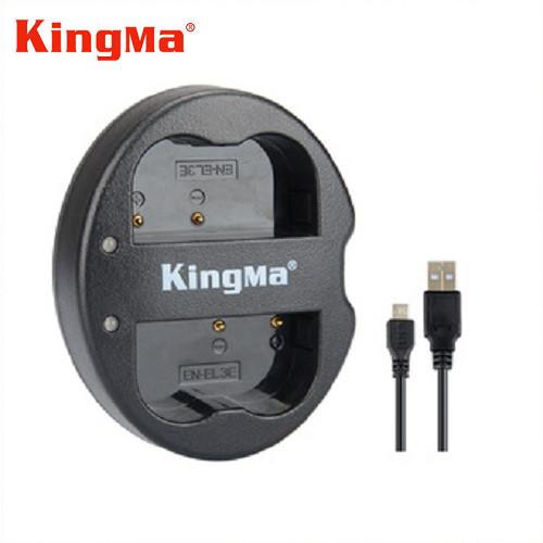 Зарядка Kingma для фотоаппарата Nikon (EN-EL3e)