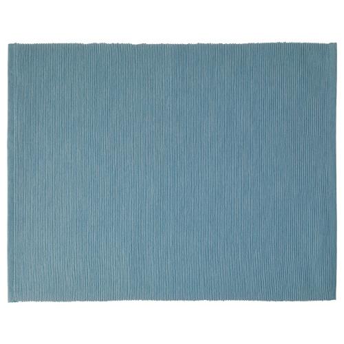 МЭРИТ Салфетка под прибор, голубой, 35x45 см, 603.438.06 IKEA, ИКЕА, M