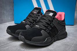Кроссовки женские Adidas  EQT ADV/91-16, черные (12002), р. 37-41