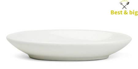 Блюдо-розетка-пирожковая 90 x 60 мм (Exxent)