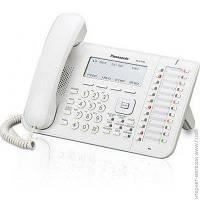 IP-телефон Panasonic KX-NT546RU-W