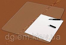 Подкладка для письма прозрачная 648х509мм
