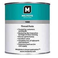 Твердая смазочная паста для болтовых соединений металлов MOLYKOTE 1000