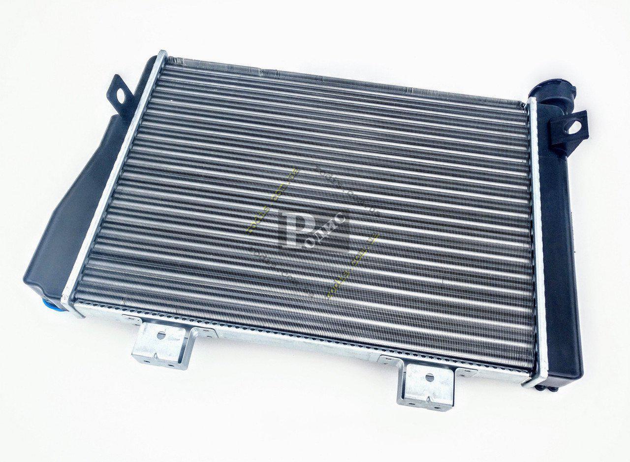 Радиатор охлаждения двигателя ВАЗ 2103 2106 алюминиевый