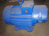 Электродвигатель крановый  МТФ 112-6 5 кВт 950 об