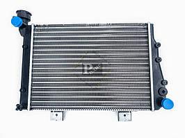 Радиатор охлаждения двигателя ВАЗ 2104 2105 2107 алюминиевый
