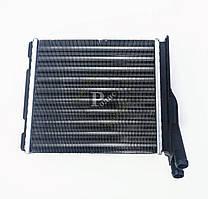 Радиатор отопителя - радиатор печки ВАЗ 2123 Нива Шевроле алюминиевый