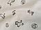 """Набір демісезонний для виписки і прогулянок """"Панда"""" м'ятний (Конверт+комбінезон з капюшоном+шапочка), фото 7"""