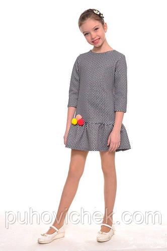 Детское платье для девочки красивое
