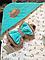 """Набір для виписки і прогулянок """"Панда"""" м'ятний (Конверт+комбінезон з капюшоном+шапочка), фото 7"""