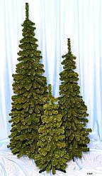 Штучна ялинка зелена Анна 2.2 м.