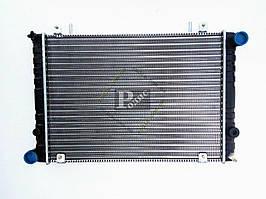Радиатор основной Газель 3302 (штыри) алюминиевый