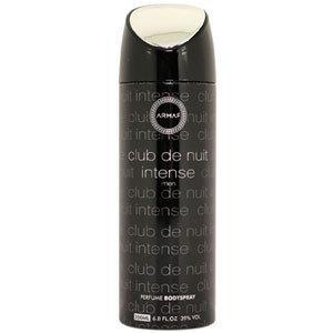 Парфюмированный дезодорант мужской  Club de Nuit Intense  200ml. Armaf (Sterling Parfum)