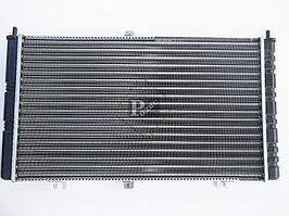 Радиатор охлаждения двигателя ВАЗ 2170 2171 2172 Приора алюминиевый