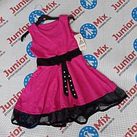 Детские нарядные цветные платья для девочек оптом MODA, фото 1