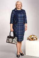 Платье женское большого размера оптом