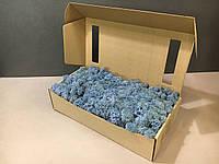 Стабилизированный мох в коробке (Lavender)