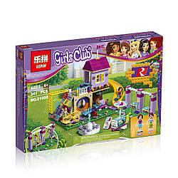 Конструктор Lepin «Детская площадка»  341 дет.
