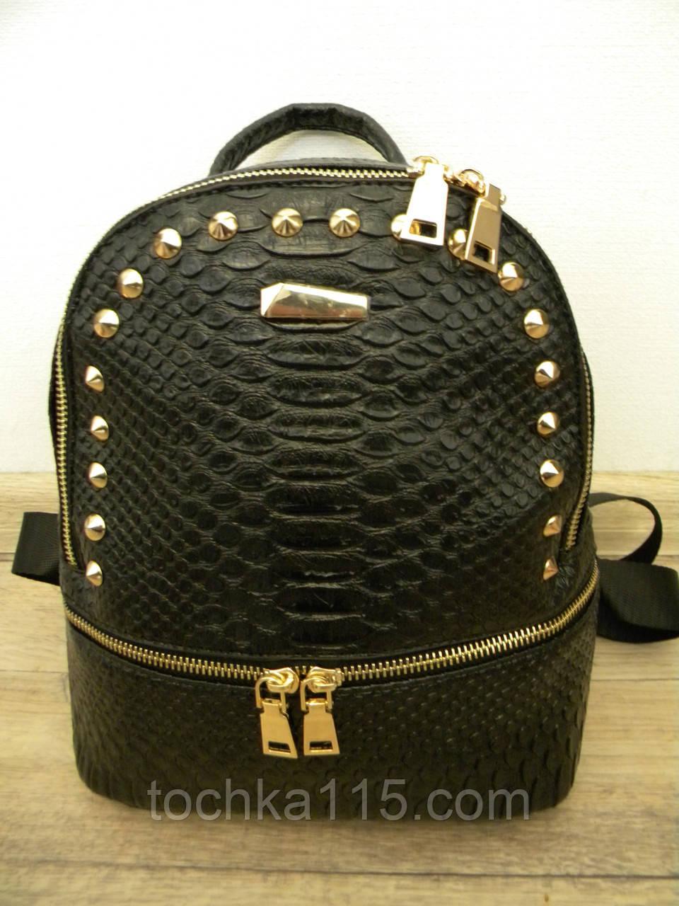 8109c3bc3cd3 Женский мини рюкзак змея, рюкзак для девочек, модный рюкзак, рюкзак для  модниц