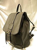 Стильный женский рюкзак, черный кожаный рюкзак, рюкзак для девочки