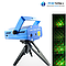 Мощный лазерный проектор| Mini Laser stage lighting YX-6A| 2 - Режима + Функция Стробоскоп, фото 5