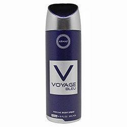 Парфюмированный дезодорант мужской Voyage Blue 200ml. Armaf (Sterling Parfum)