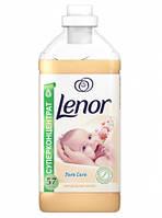 Кондиционер для белья Lenor Миндальное масло для чувствительной кожи, 2 л