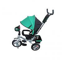 Детский трехколесный велосипед TITAN Baby Trike NEW 2018 ( надувные колеса ), фото 1
