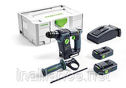 Аккумуляторный перфоратор BHC 18 Li 3,1 I-Compact Festool 575700
