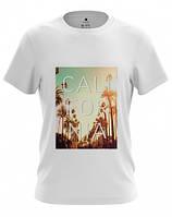 "Мужская футболка "" CALIFORNIA"" (MF-12-16)"