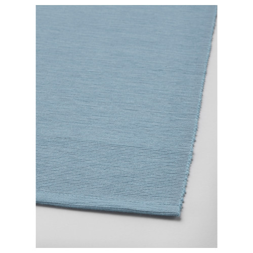 МЭРИТ Салфетка настольная, голубой, 35x130 см, 60343811 IKEA, ИКЕА, M&