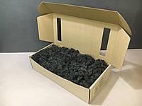 Стабилизированный мох в коробке (Black)
